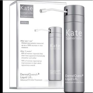Kate Somerville Dermal Quench Liquid Lift NWT